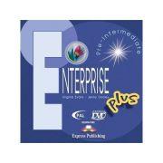 Curs limba engleză Enterprise Plus DVD ( Editura: Express Publishing, Autor: Virginia Evans, Jenny Dooley ISBN 9781845580353 )