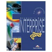 Curs limba engleză Enterprise Plus Teste ( Editura: Express Publishing, Autor: Virginia Evans ISBN 978-1-84325-816-2 )