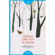 Gainusa care voia sa zboare ( Editura: Arthur, Autor: Sun-Mi Hwang ISBN 978-606-8620-92-3 )
