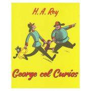 George cel curios ( Editura: Arthur, Autor: H. A. Rey ISBN 978-606-788-049-6 )