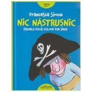 Nic Nastrusnic, primele doua voume din serie ( Editura ; Arthur, Autor: Francesca Simon ISBN 978-606-788-007-6 )
