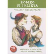 Real reads-Romeo si Julieta ( Editura: Curtea Veche, Autor: William Shakespeare ISBN 978-606-588-788-6 )