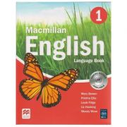 Macmillan English Language Book nr 1 Digital Edition ( Editura: Macmillan, Autor: Mary Bowen, printha Ellis, Louis Fidge, Liz Hocking, Wendy Wren ISBN 978-1-405-01367-3 )