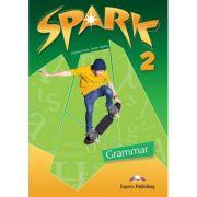 Curs lb. engleza SPARK 2 Monstertrackers – Gramatica ( Editura: Express Publishing, Autor: Virginia Evans, Jenny Dooley ISBN 9781849747547 )