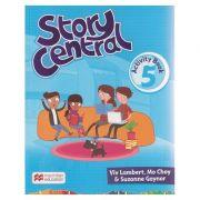 Story Central 5 Activity Book ( Editura: Macmillan, Autor: Viv Lambert, Mo Choy, Suzanne Gaynor ISBN 978-0-230-45234-3 )