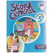 Story Central 5 Student s Book Pack ( Editura: Macmillan, Autor: Viv Lambert, Mo Choy ISBN 978-0-230-45233-6 )