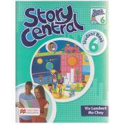 Story Central 6 Student s Book Pack ( Editura: Macmillan, Autor: Viv Lambert, Mo Choy ISBN 978-0-230-45242-8 )