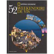 52 weekenduri de vis ( Editura: Litera, Autor: Elena Luraghi, Cinzia Rando ISBN 978-606-741-334-2 )