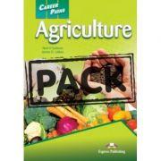 Curs limba engleză Career Paths Agriculture Pachetul elevului ( Editura: Express Publishing, Autor: Neil O Sullivan, James D. Libbin ISBN978-1-78098-386-8 )