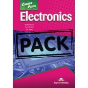 Curs limba engleză Career Paths Electronics Pachetul elevului (manual + audio CD) ( Editura: Express Publishing, Autor: Virginia Evans, Jenny Dooley, Carl Taylor ISBN978-1-78098-704-0 )