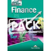 Curs limba engleză Career Paths Finance Pachetul elevului ( Editura: Express Publishing, Autor: Virginia Evans, Jenny Dooley ISBN 978-1-78098-653-1 )