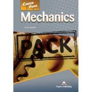 Curs limba engleză Career Paths Mechanics pachetul elevului ( Editura: Express Publishing, Autor: Jim D. Dearholt ISBN 978-1-78098-629-6 )