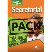 Curs limba engleză Career Paths SECRETARIAL Pachetul elevului ( Editura: Express Publishing, Autor: Virginia Evans ISBN 9780857778680 )