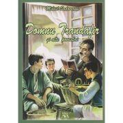 Domnu Trandafir si alte povestiri ( Editura: Mihail Sadoveanu, Autor: Mihail Sadoveanu ISBN 9786069395455 )