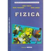 Fizica manual pentru clasa a IX ( Editura: Radical, Autor: Doina Turcitu, Magda Panaghianu, Marin Serban ISBN 978-973-8386-45-7 )