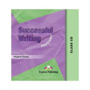 Curs limba engleză Successful Writing Proficiency CD Audio ( Editura: Express Publishing, Autor: Virginia Evans ISBN 978-1-903128-58-9 )