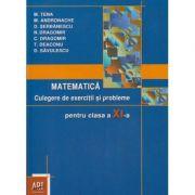 Matematica Culegere de exercitii si probleme pentru clasa a XI -a ( Editura Art Grup Editorial, Autor: M. Tena, M. Andronache, D. Savulescu ISBN 978-973-124-314-6 )