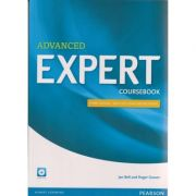 Advanced Expert Coursebook Third Edition with 2015 exam specifications and audio CD s ( Editura: Longman, Autor: Jan Bell, Roger Gower ISBN 978-1-4479-6198-7 )