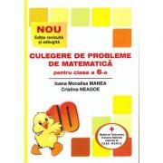 Culegere de probleme de matematica pentru clasa a VI-a - Puisor ( editura: Logos Junior, autori: Ioana Monalisa Manea, Cristina Neagoe, ISBN 978-973-7619-73-0 )