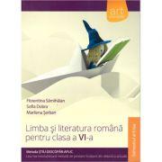 Limba si literatura romana pentru clasa a VI-a metoda stiu-descopar-aplic semestrul II ( editura: Art, autor: Florentina Samihaian, Sofia Dobra, Marilena Serban, ISBN 978-606-710-251-2 )