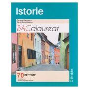Istorie Bacalaureat 70 de teste ( Editura: Booklet, Autor: Ramona Diaconescu, Camil-Gabriel ISBN 978-606-590-417-0 )
