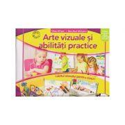 Arte vizuale si abilitati practice caietul elevului pentru clasa I ( Editura: Aramis, Autor: Silvia Mirsan, Dan-Paul Marsanu ISBN 978-606-706-214-4 )