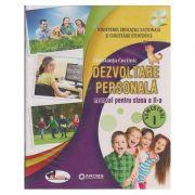 Dezvoltare personala manual pentru clasa a II-a Semestrul I + Semestrul II + CD MULTIMEDIA ( Editura: Aramis, Autor: Constanta Cuciinic ISBN 978-606-706-228-1 )