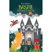 Basme. Budulea Taichii ( autor: Ioan Slavici, editura: Astro, ISBN 978-606-8660-20-2 )