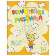 Dezvoltare personala caiet de lucru pentru clasa pregatitoare ( Editura: Booklet, Autor: Alexandra Elena Albota ISBN 978-606-590-394-4 )