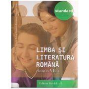 Limba si literatura romana clasa a VII-a STANDARD 2016 ( Editura: Paralela 45, Autor: Anca Davidoiu-Roman, Mihaela Dobos, Luminita Paraipan, Dumitrita Stoica ISBN 9789734723621 )