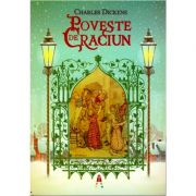 Poveste de Craciun ( editura: Astro, autor: Charles Dickens, ISBN 978-606-8660-18-9 )