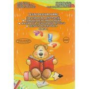 Teste de evaluare cu descriptori de performanta pentru clasa I ( Editura: Trend, Autor: Adina Grigore, Claudia Negritoiu ISBN 978-606-574-800-2 )