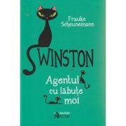 Winston Agentul cu labute moi ( Editura: Booklet, Autor: Frauke Scheunemann ISBN 978-606-590-451-4 )