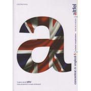 Concentrat de engleza clasa a 5 a ( Editura: Art Grup Editorial, Autor: Cristina Rusu ISBN 9786067104189 )