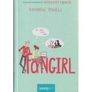 Fangirl ( Editura: Arthur, Autor: Rainbow Rowell ISBN 978-606-8811-17-8 )