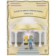 Culegere de limba si literatura romana clasa a III-a ( Editura: Allegria, Autor: Valentin Diaconu, Mihaela Costache ISBN 978-606-94006-3-0 )