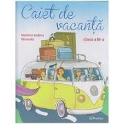 Caiet de vacanta clasa a III-a ( Editura: Booklet, Autor: Marilena Nedelcu, Mirela Ilie ISBN 978-606-590-350-0 )
