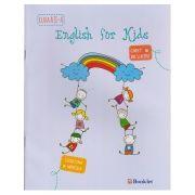 English for kids caiet de lucru clasa a II - a ( alb -negru ( Editura: Booklet, Autor: Cristina Mircea ISBN 9786065902442 )