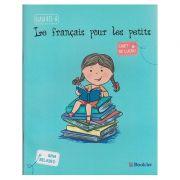 Le francais pour les petits Clasa a II-a ( Editura: Booklet, Autor: Gina Belabed ISBN 978-606-590-254-1 )