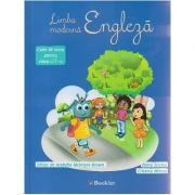 Limba moderna Engleza caiet de lucru pentru clasa a II-a ( Editura: Booklet, Autor: Arabella McIntyre-Brown, Elena Sticlea, Cristina Mircea ISBN 978-606-590-416-3 )