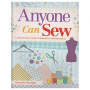 Anyone can sew ( Editura: Boon Books, Autor: Charlotte Gerlings ISBN 978-1-78212-866-3 )