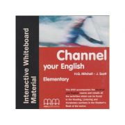 Channel your English Elementary Interactive Whiteboard Material ( Editura: MM Publications, Autor: H. Q. Mitchell ISBN 978-960-573-851-8 )
