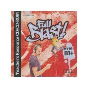 Full Blast B1 + Teacher s Resource CD/CD-ROM ( Editura: MM Publications, Autor: H. Q. Mitchell ISBN 9789605097660 )