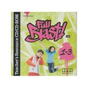 Full Blast 1-3 ( Editura: MM Publications, Autor: H. Q. Mitchell ISBN 978-960-573-394-0 )