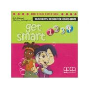 Get Smart 1234 Teacher s Resource CD/ CD-ROM ( Editura: MM Publications, Autor: H. Q. Mitchell, Marileni Malkogianni ISBN 978-960-509-491-1 )
