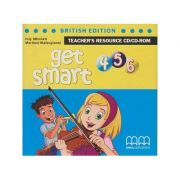 Get Smart 456 Teacher s Resource CD/CD-ROM ( Editura: MM Publications, Autor: H. Q. Mitchell, Marileni Malkogianni ISBN 978-960-509-492-8 )