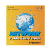 Network beginners a video-based course DVD ( Editura: MM Publications, Autor: H. Q. Mitchell, Marileni Malkogianni ISBN 9789604784295 )