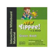 New Yppee Green Book Interactive Whiteboard Material ( Editura: MM Publications, Autor: H. Q. Mitchell ISBN 978-960-573-867-9 )