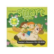 Smart Junior 1-4 Teacher s Resource CD/CD-ROM ( Editura: MM Publications, Autor: H. Q. Mitchell ISBN 978-960-478-101-0 )