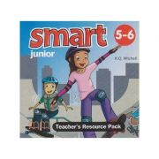 Smart Junior 5-6 Teacher s Resource Pack ( Editura: MM Publications, Autor: H. Q. Mitchell ISBN 978-960-478-820-0 )